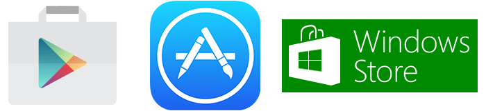 app stores android, iOS and windows store - vBoxxCloud