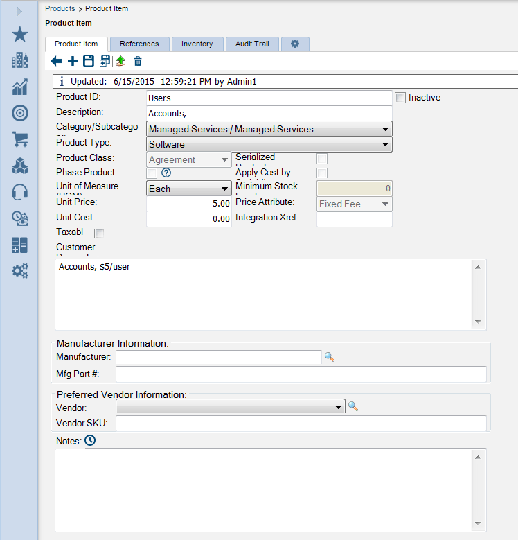 Integrating vBoxxCloud with ConnectWise - 8