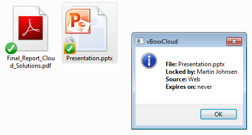 file is locked desktop - vBoxxCloud