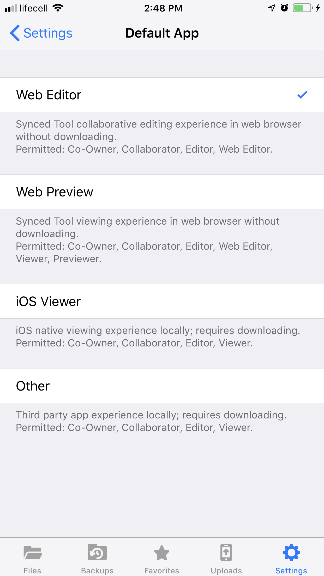 vboxxcloud ios app update - 2