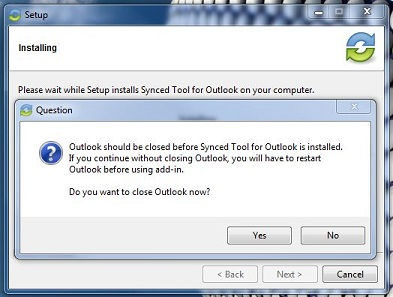 installing outlook plugin - vBoxxCloud
